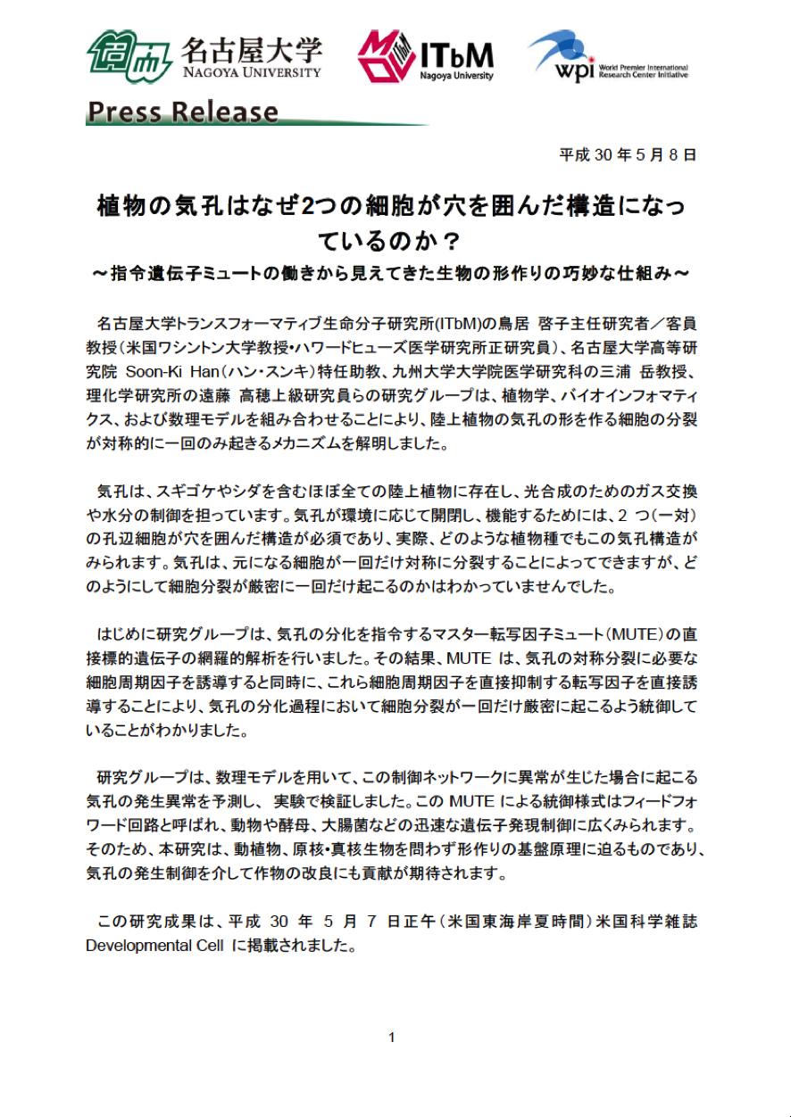 http://www.itbm.nagoya-u.ac.jp/ja/research/20180508_DevCell_Torii_PressRelease_ITbM.png